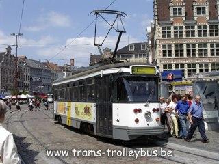 Transport in Gent