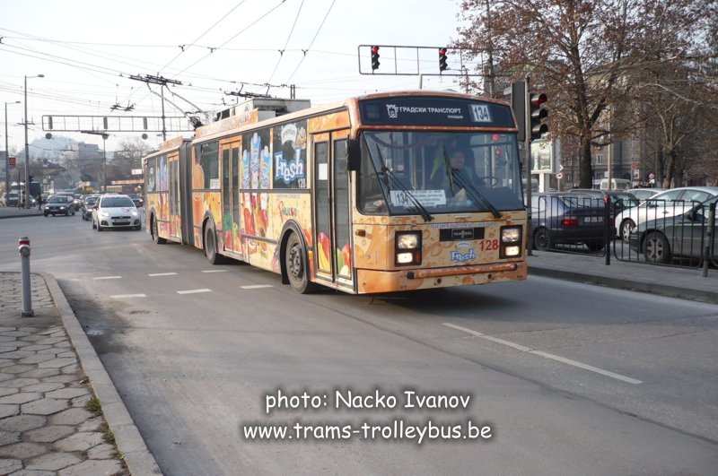2 троллейбуса были отданы в